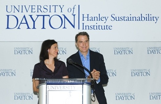 Announcing the Hanley Sustainability Institute