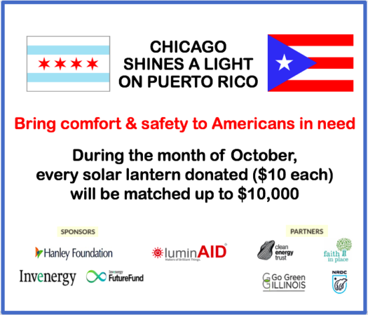 Chicago Shines a Light on Puerto Rico